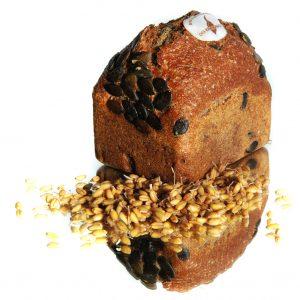 Sortiment - BIO Quinoa-Kürbis Keimbrot